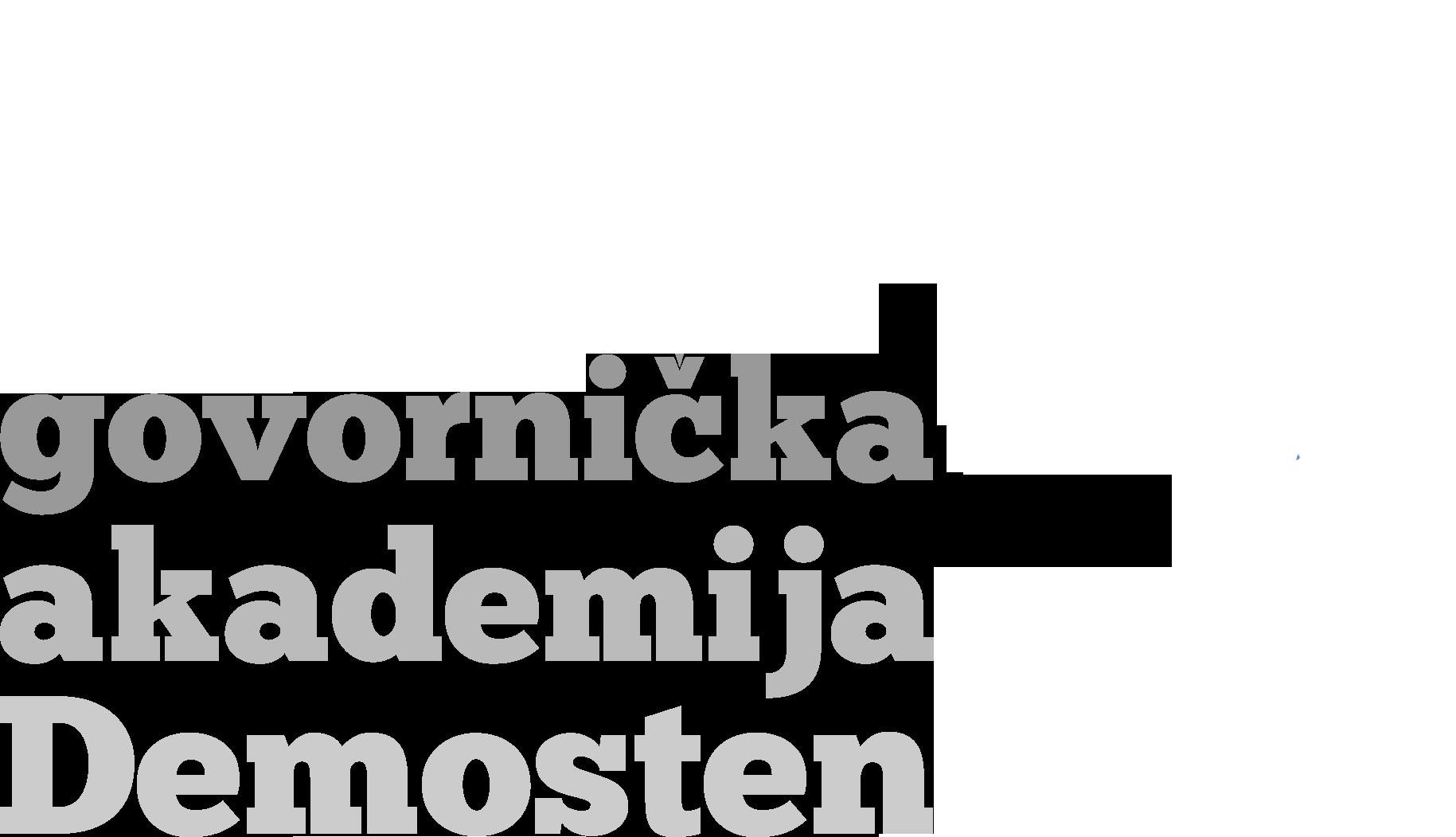 Govornička akademija Demosten