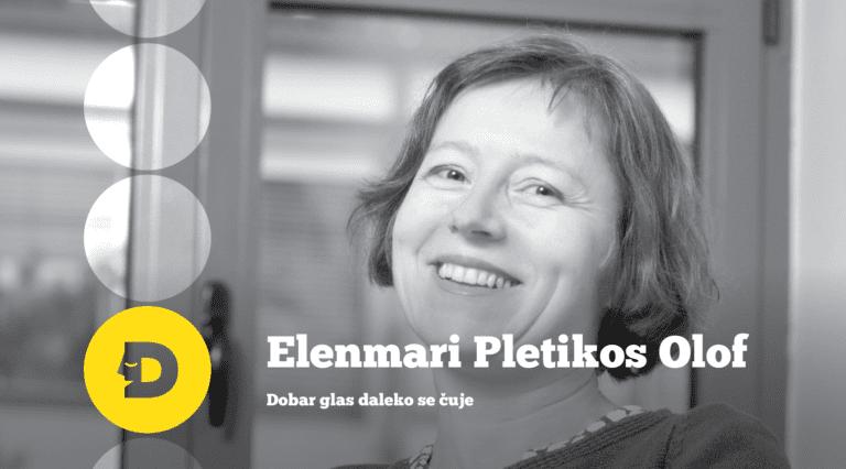 Elenmari Pletikos Olof