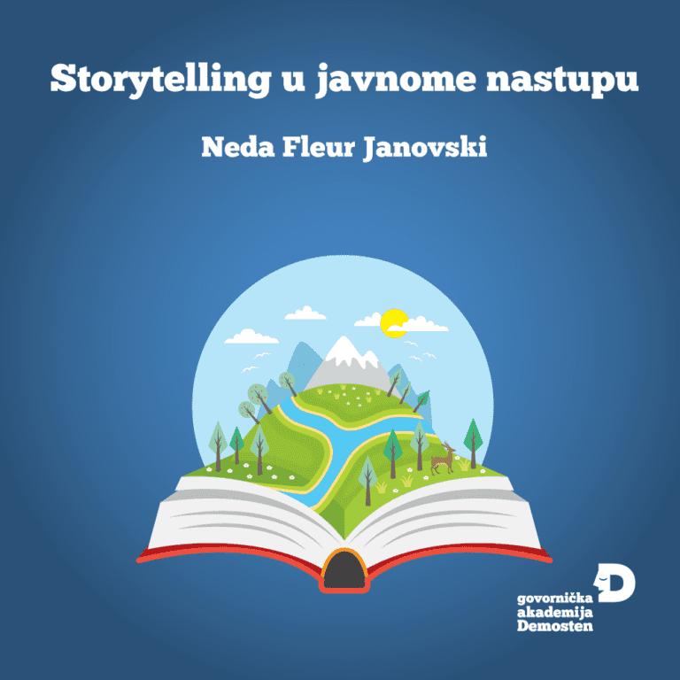Storytelling u javnom nastupu